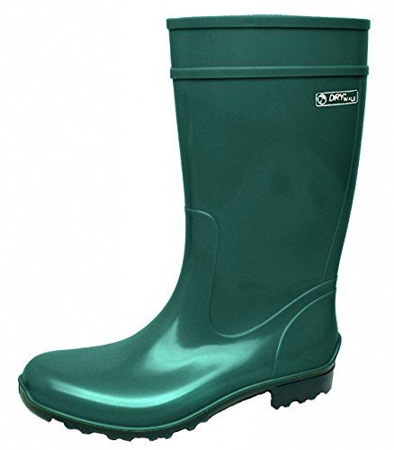 Bockstiegel Stivali di gomma da donna Luisa verde scuro
