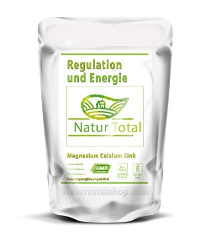 Basen Tabletten Regulation und Energie Tabs - Körper entsäuern und den Säure-Basen-Haushalt wieder stabilisieren (360) -