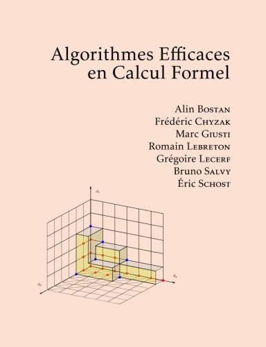 Algorithmes Efficaces en Calcul Formel par Alin Bostan