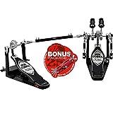 Doppelpedal Iron Cobra HP900RWNB Rolling Glide Bonuspack + TMT9R
