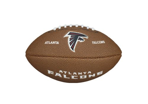 Wilson NFL Atlanta Falcons Mini Soft Touch Football
