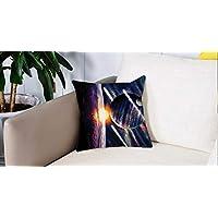 Fangguan Soft Decorative Throw Pillow Cover Cushion Covers,Pillowcase Pillow Shams, for Sofa Bedroom Car Chair 18x18 Inch/45x45 cm