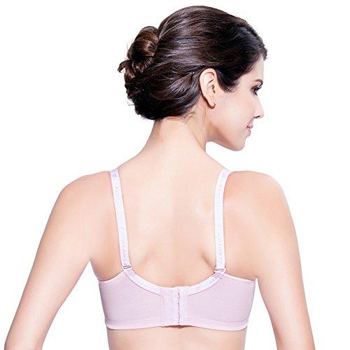 profondoVRiuniti lingerie ricamato/ regolazione il reggiseno/ sexy A