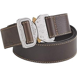 AustriAlpin Cobra 38 Leather Belt Brown Größe L 2019 Accessoires