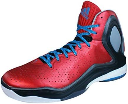 online retailer 88e27 da0a0 Adidas Performance D rosa 5 Boost scarpa da basket, Dark Dark Dark Base  verde,
