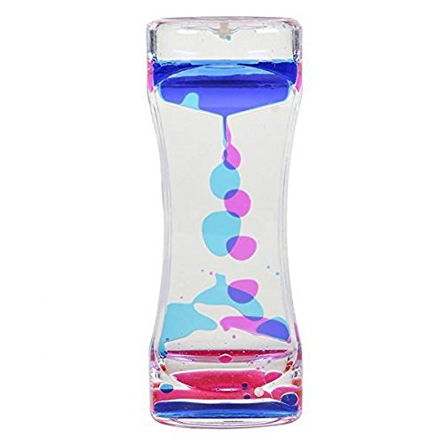 Queta Liquid Motion Bubbler For Sensory Play Fidget Toy