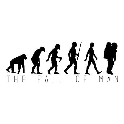 azutura La caída del Hombre Vinilos Evolución P...
