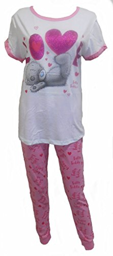 Me to You Tatty Teddy Damen Schlafanzug EUR 36-38 (UK 8-10)