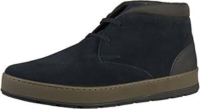 Geox U Ariam C, Bottes Chukka Homme: : Chaussures