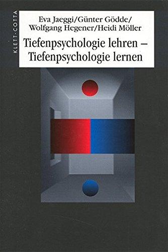 Tiefenpsychologie lehren - Tiefenpsychologie lernen