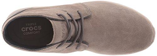 CROCS Homme - Kinsale Chukka Boot - mushroom cobblestone Mushroom Cobblestone