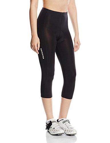 Trigema Damen Sporthose 531013, Gr. 48 (Herstellergröße: XL), Schwarz (Schwarz 008)
