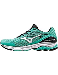 Wave Inspire 12 Womens Running Shoes - Electric Green