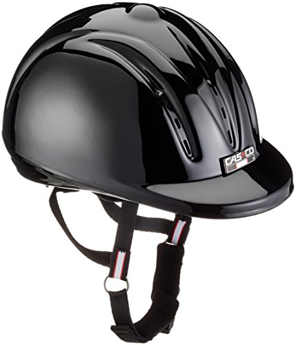 Casco Kinder Reithelm Youngster, Schwarz