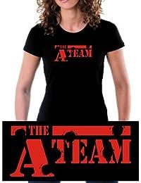 Coole-Fun-T-Shirts Herren T-Shirt A-TEAM