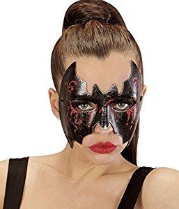 Widmann 03643–Maske Fledermaus, Titanstahl, in Einheitsgröße ()