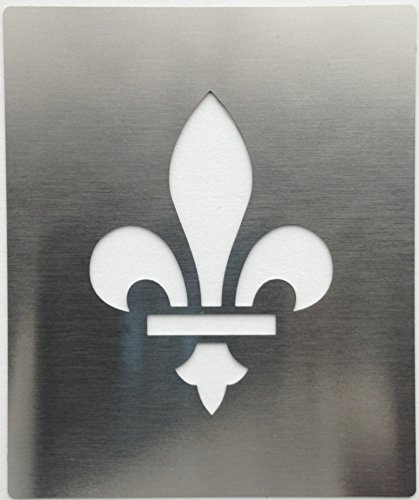 metal-monkey-fleur-de-lis-lys-tudor-emblem-motif-stainless-steel-stencil-4cm-x-3cm-type-d