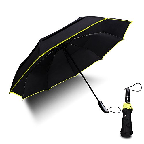 48-inches-large-windproof-auto-umbrella-open-close-double-canopy-folding-travel-umbrella-with-9-ribs