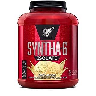 BSN 1.82Kg Syntha-6 Isolate Vanilla Ice Cream Powder