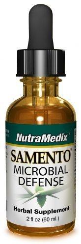Nutramedix Samento TOA-Free Cat's Claw 60ml