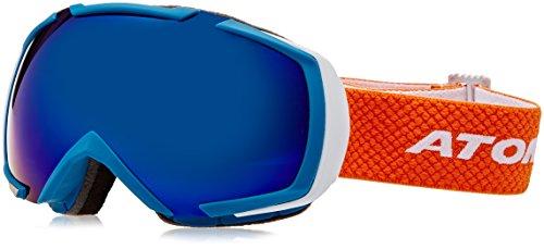 Atomic AN5105356 Occhiali da Sci, Blu, Taglia Unica