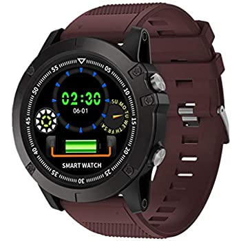 Reloj inteligente, Dkings Sport Watch IP68 impermeable ...