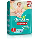 Pampers Large Size Diaper Pants (52 Count)