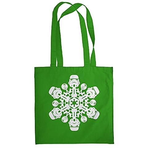 TEXLAB - Trooper Flakes - Stoffbeutel, grün (Wookie Jedi Kostüm)