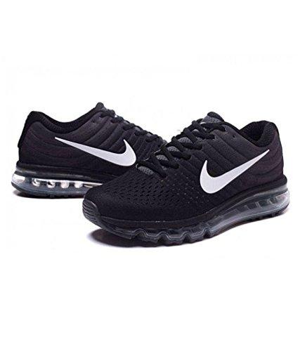Airmax 2017 Running Shoes Black (7)