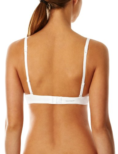 After Eden Damen Push-Up BH Two Way Boost Weiß