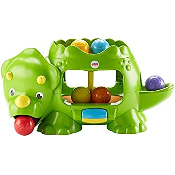 Kid Tortoise Hippo Roller Car Baby Toy Popper Hippopotamus Cartoon Gifts G