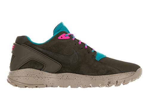 Nike Herren Koth Ultra Low Turnschuhe, Schwarz, S Braun / Weiß / Blau (Dark Loden / Drk Ldn-Rdnt Emrld)