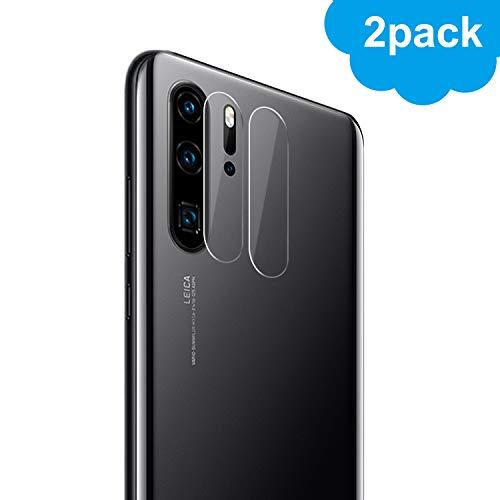 Yocktec Kamera Displayschutzfolie für Huawei P30 Pro, [Anti-Scratch] [Crystal Clear] weicher Objektiv-Filmkamera-Schutz für Huawei P30 Pro[2 Stück]