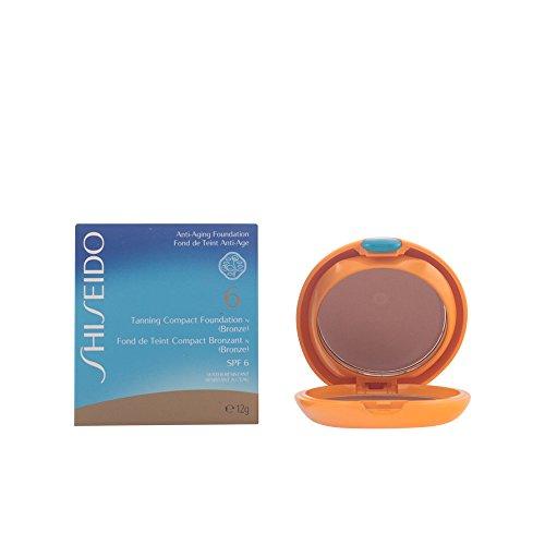Shiseido Base Maquillaje Compacta Protectora Spf 6