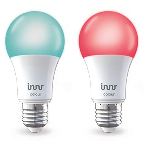 innr LED E27 Lampe RGBW RB 285 C Paquet de 2 Pack - ZigBee 3.0