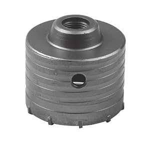 100 mm (B) TCT Kernbohrkrone - Zirkular Lochschneider - für Mauerwerk Beton