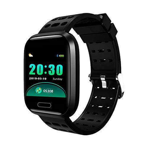 Haludock 1,3 Zoll Vollfarbbildschirm Blutsauerstoffdruck Pulsmesser Smart Watch Armband Multisport IP67 wasserdichte mehrsprachige Smart Watch