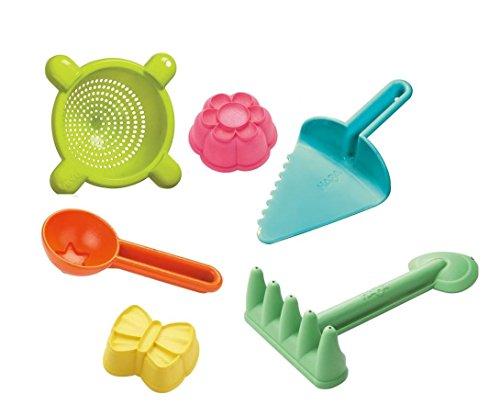 Haba 300320 Sandspielzeug-SET Sonderedition 6 Teile [Spielzeug] [Spielzeug]