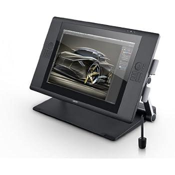 "Wacom Cintiq 24HD - DTK-2400 -Display Interattivo con penna 24""  - massima ergonomia - Adobe RGB 92%"
