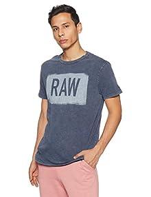 101a546c03 G-STAR RAW Men s Cotton T-Shirt (8718598597377 D01949-5710-6067 X-