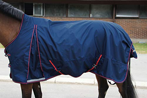 Scanhorse HorseGuard Flexi Decke High Neck 1680D, 100g, Größe (cm):155cm
