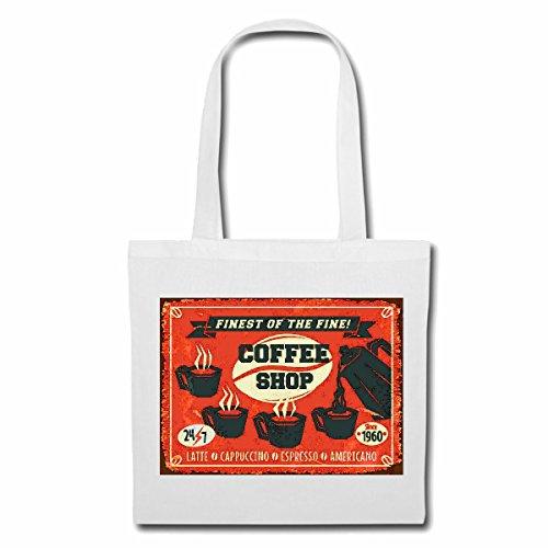 Tasche Umhängetasche Coffee Shop Kaffee Latte Cappuccino Espresso Americano MILCHKAFFEE Schokolade KAFFEEKANNE KAFFEETASSE DIÄT ABNEHMEN Kalorien Figur Fitness BMI FETTGEWEBE DICK DÜNN Figur BETONT