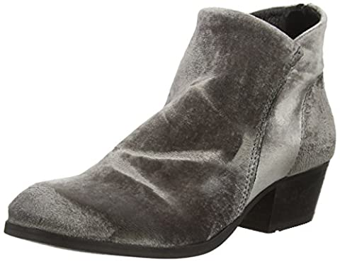 Hudson Apisi Velvet, Women's Ankle Boots, Grey (Grey), 6 UK