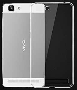 Lively Transparent Back Cover For Vivo Y27L