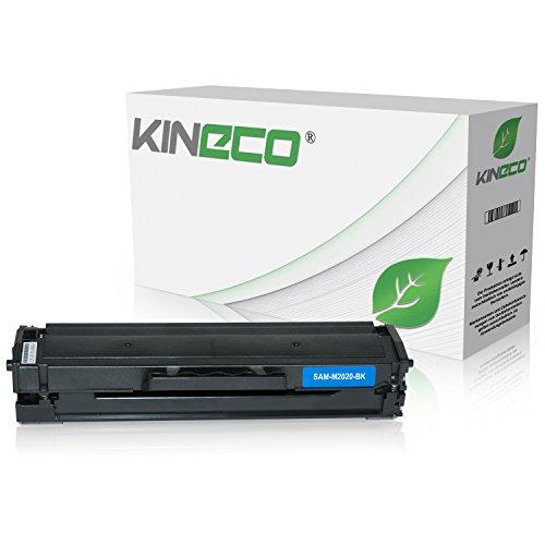 Kineco XXL Toner (150% mehr Inhalt!) kompatibel zu Samsung MLT-D111S für Samsung M2026W, M2022W, M2022, M2070W, M2070FW, M2020, M2000 – MLTD111S/ELS . Schwarz 2.500 Seiten
