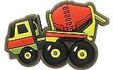 crocs jibbitz Anstecker Cement Truck One size