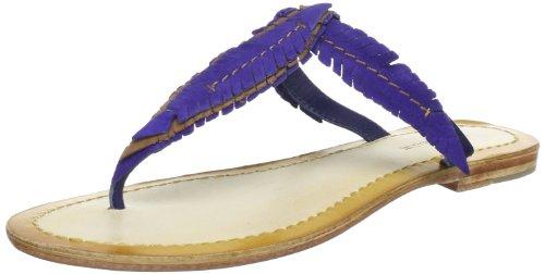 Antik Batik Poesy1Ton, Sandales femme Bleu (Blue)