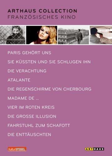Bild von Arthaus Collection Französisches Kino [10 DVDs]