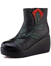 Amazon.es  sin y - Botas   Zapatos para mujer  Zapatos y complementos 896e2054669eb