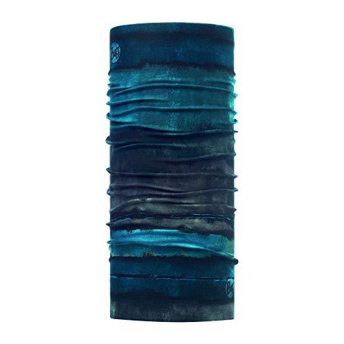 Buff rotkar, scaldacollo ad alta protezione uv coolnet unisex - adulto, deepteal blue, taglia unica